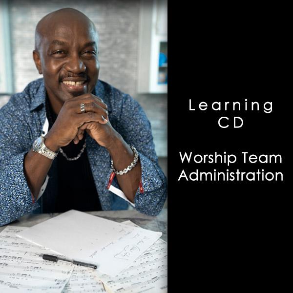 Worship Team Administration
